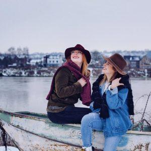 Estelle et Estelle Pékin Express | On The Road a Game