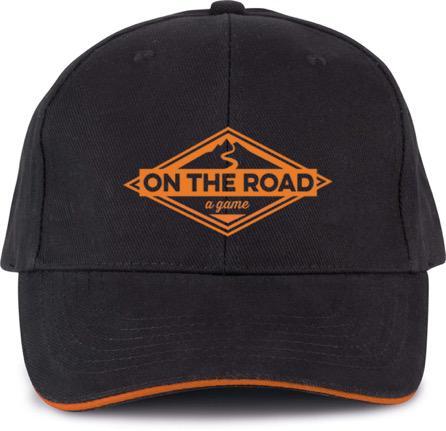 La casquette On The Road a Game